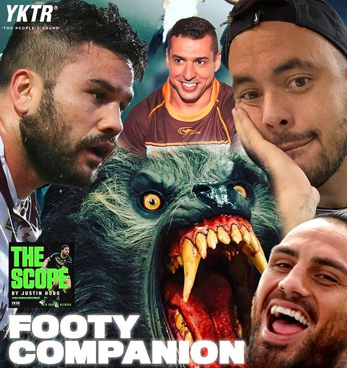 FOOTY COMPANION: REVIEW