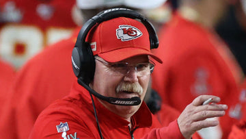 ANDY REID USING SUPER BOWL RING TO GET FREE CHEESEBURGERS = BDE FLEX
