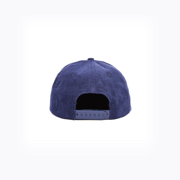 LACED CAP - NAVY