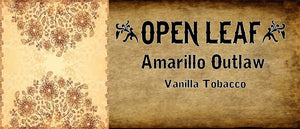 Open Leaf Amarillo Outlaw