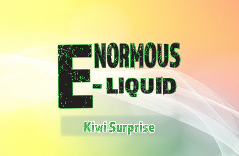 Enormous Kiwi Strawberry Surprise 120ml