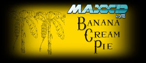 Maxx'd Banana Cream Pie