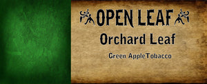 Open Leaf Orchard Leaf