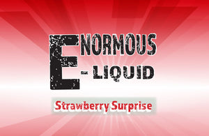 Enormous Strawberry Surprise 120ml