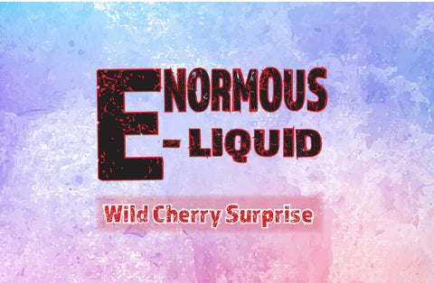 Enormous Wild Cherry Surprise 120ml