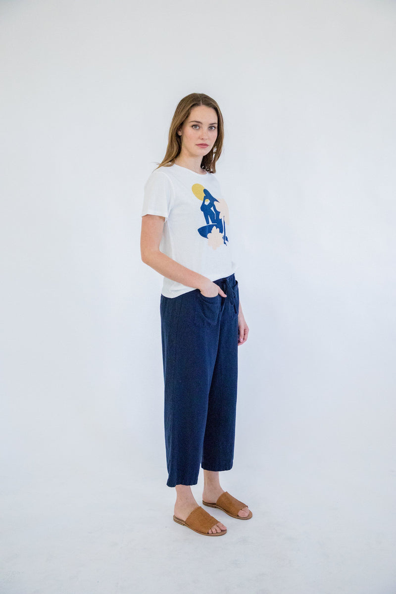 Morgan Pant NAVY