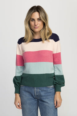 Stella sweater MULTI STRIPE