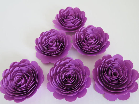 Orchid Purple Roses, 3