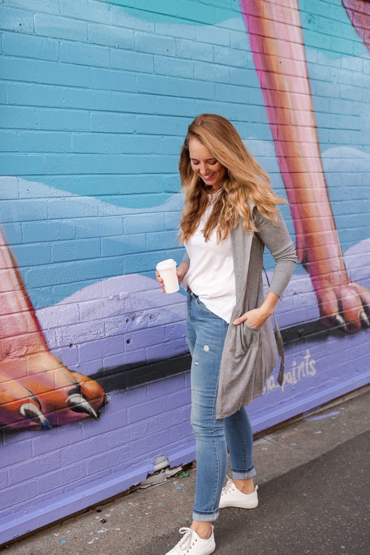 Kiera Jeans | Blue Wash