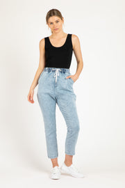Betty Basics || Jesse Jean Stone Wash Blue