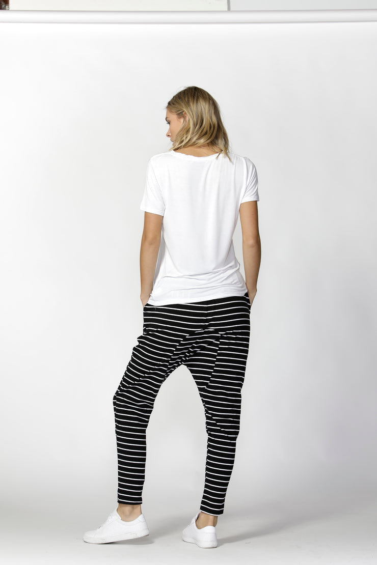 Jade Pants | Stripes