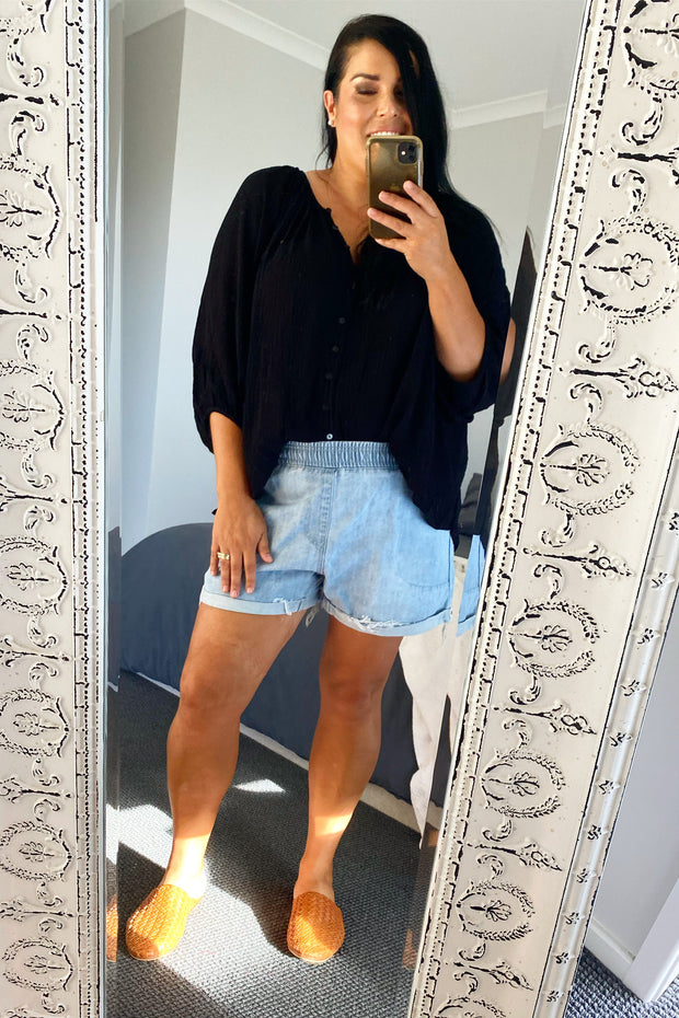 Robbie Denim Shorts
