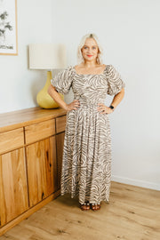 Palazzo Pants | Black with White Polka Dots