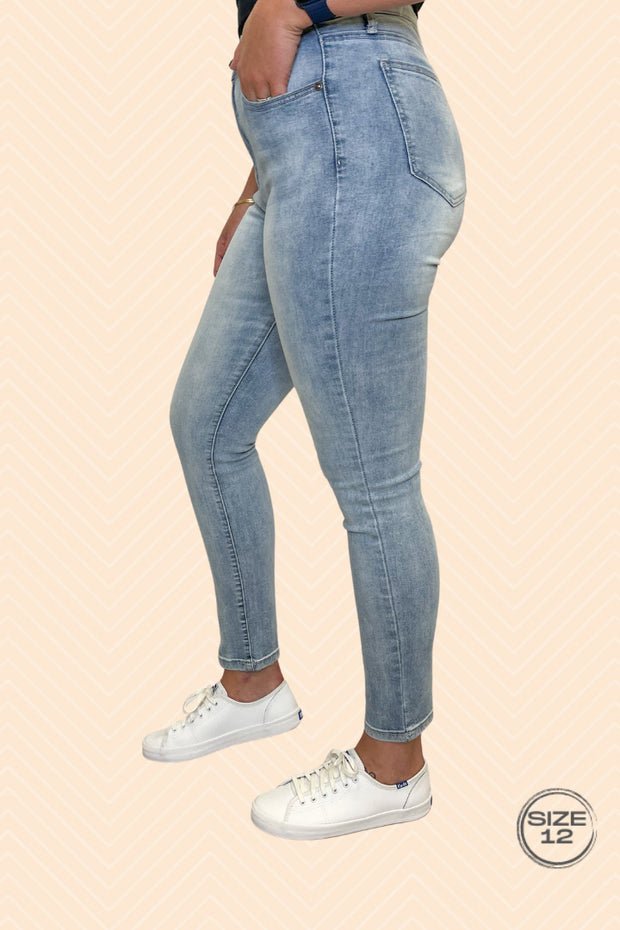 Blair Jeans | Light Wash