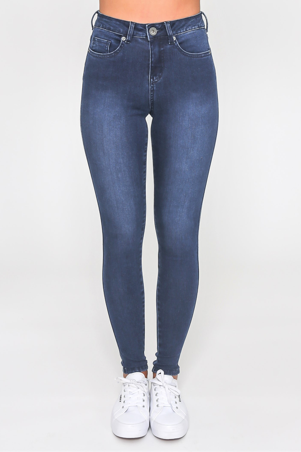 Khloe Denim Jeans | Ink