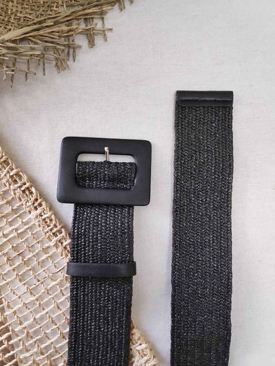 Tina Belt | Black