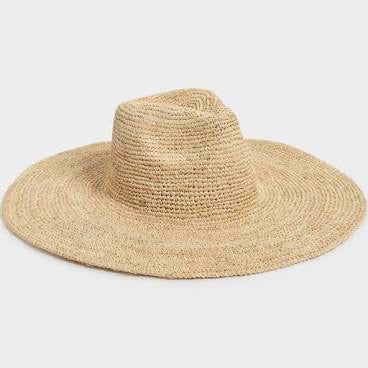 ACE OF SOMETHING // Cassis | Natural Fedora