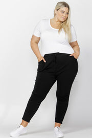 Jade Pants | Black