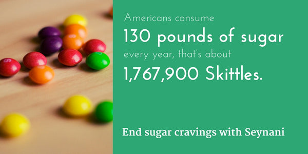 suppress sugar cravings