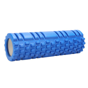 3 Colors Floating Point Fitness Gym Exercises EVA Yoga Foam Roller For Physiotherapy Massage Pilates Tight Muscles High Quality