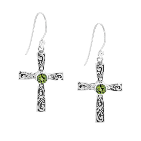 Cross Earrings - More Colors