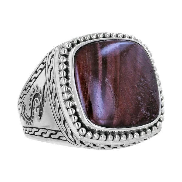 Dragon Motif Ring - More Colors