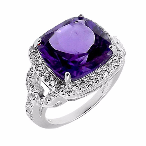 Gemstone Buckle Ring - More Colors