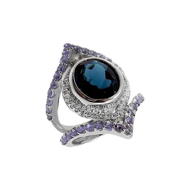 Eye of Knowledge Ring
