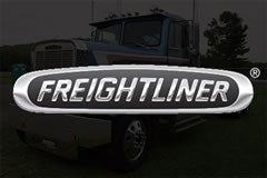 Metal Earth Freightliner