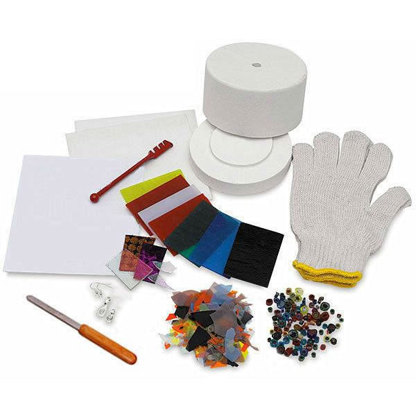 Microwave kiln kits