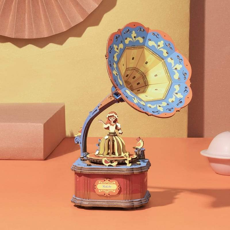 Robotime Music Boxes