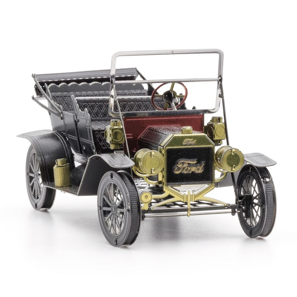 Metal Earth Ford Model T dark green