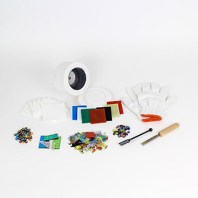 Small Microwave Kiln Kit - 10 piece set