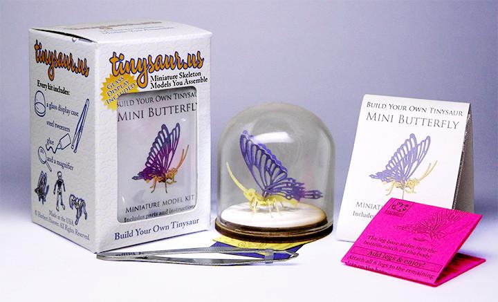Butterfly all-in-one kit contents
