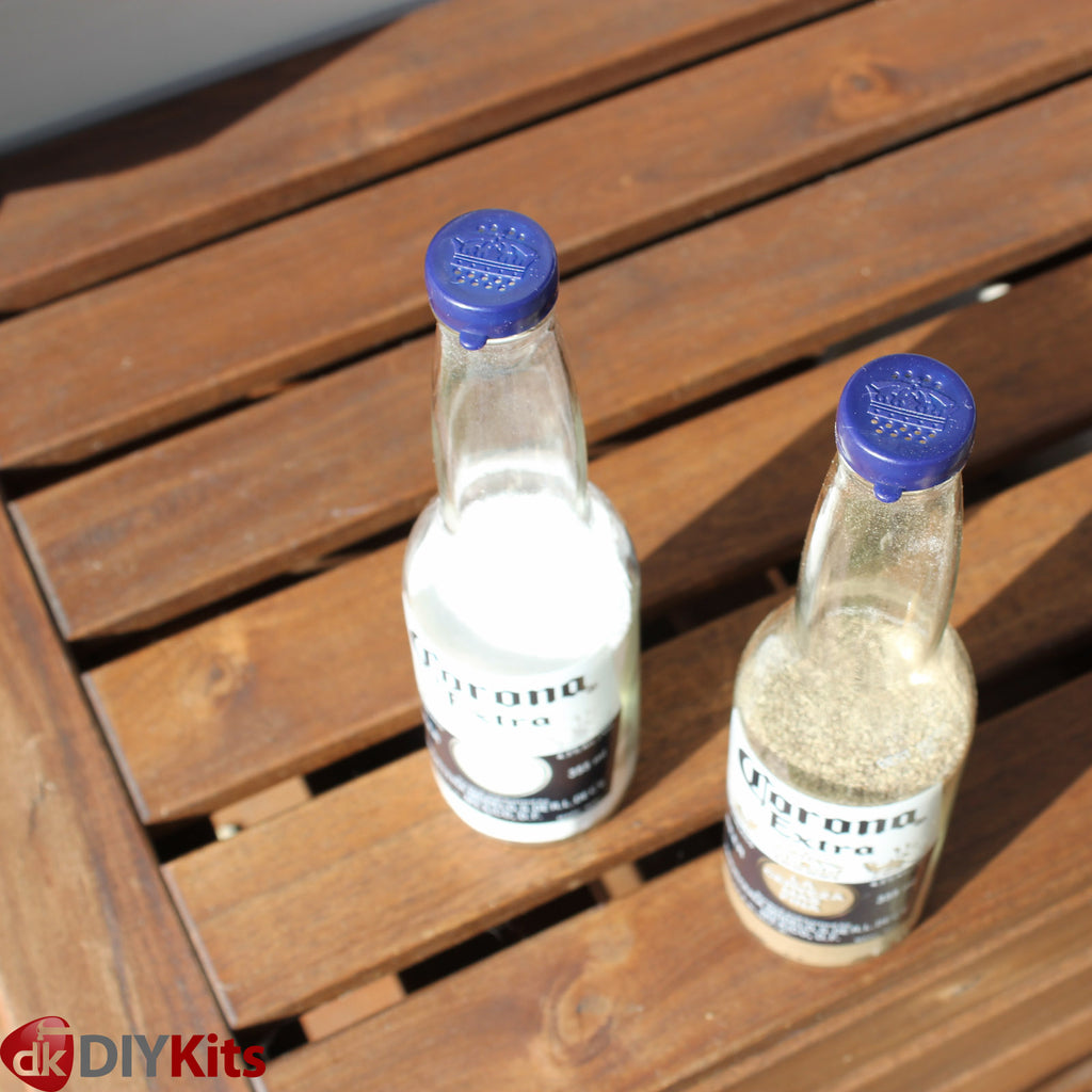 Corona Salt & Pepper Bottle Caps
