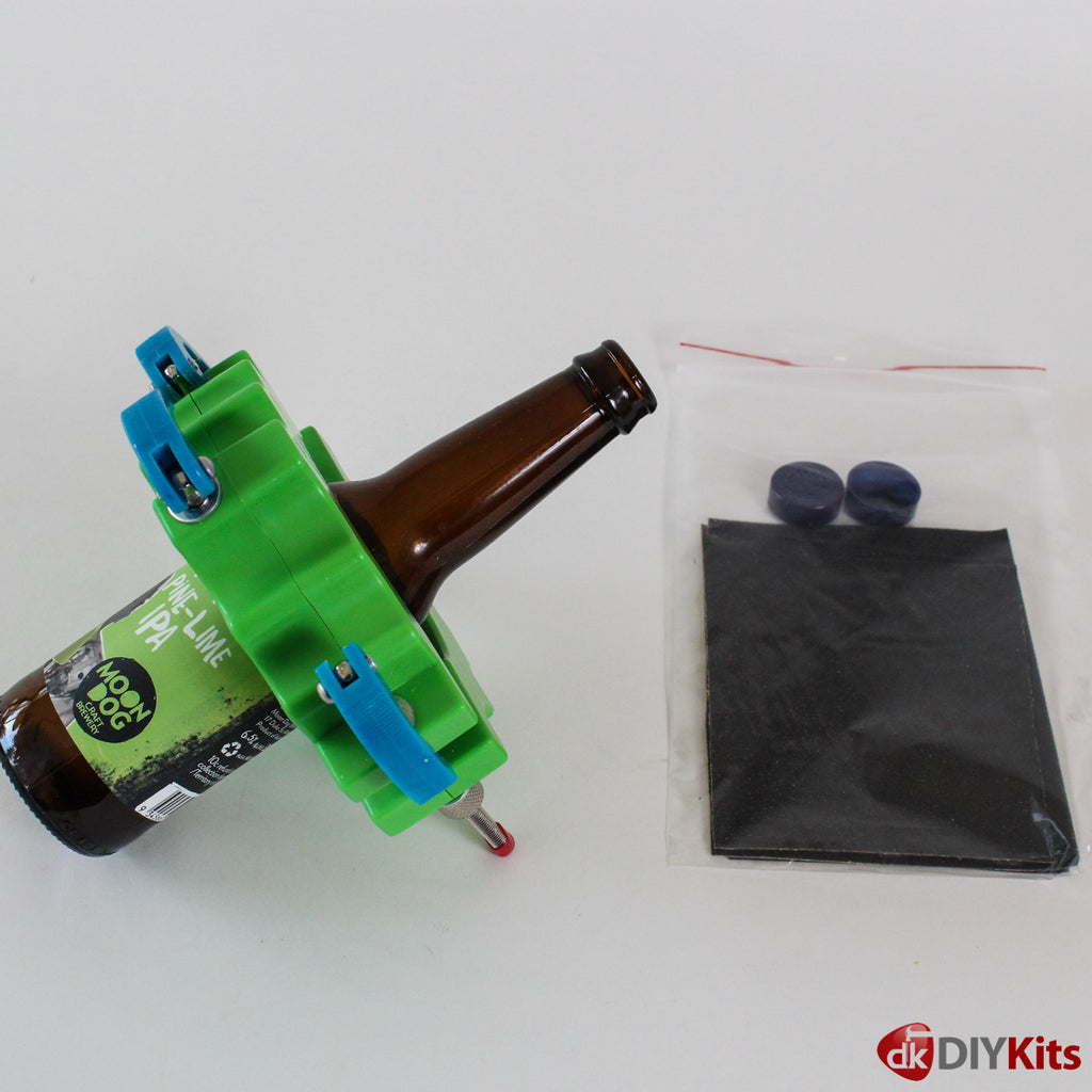 Glass Bottle Cutter Kit - grip style