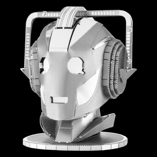 Doctor Who Cyberman Head