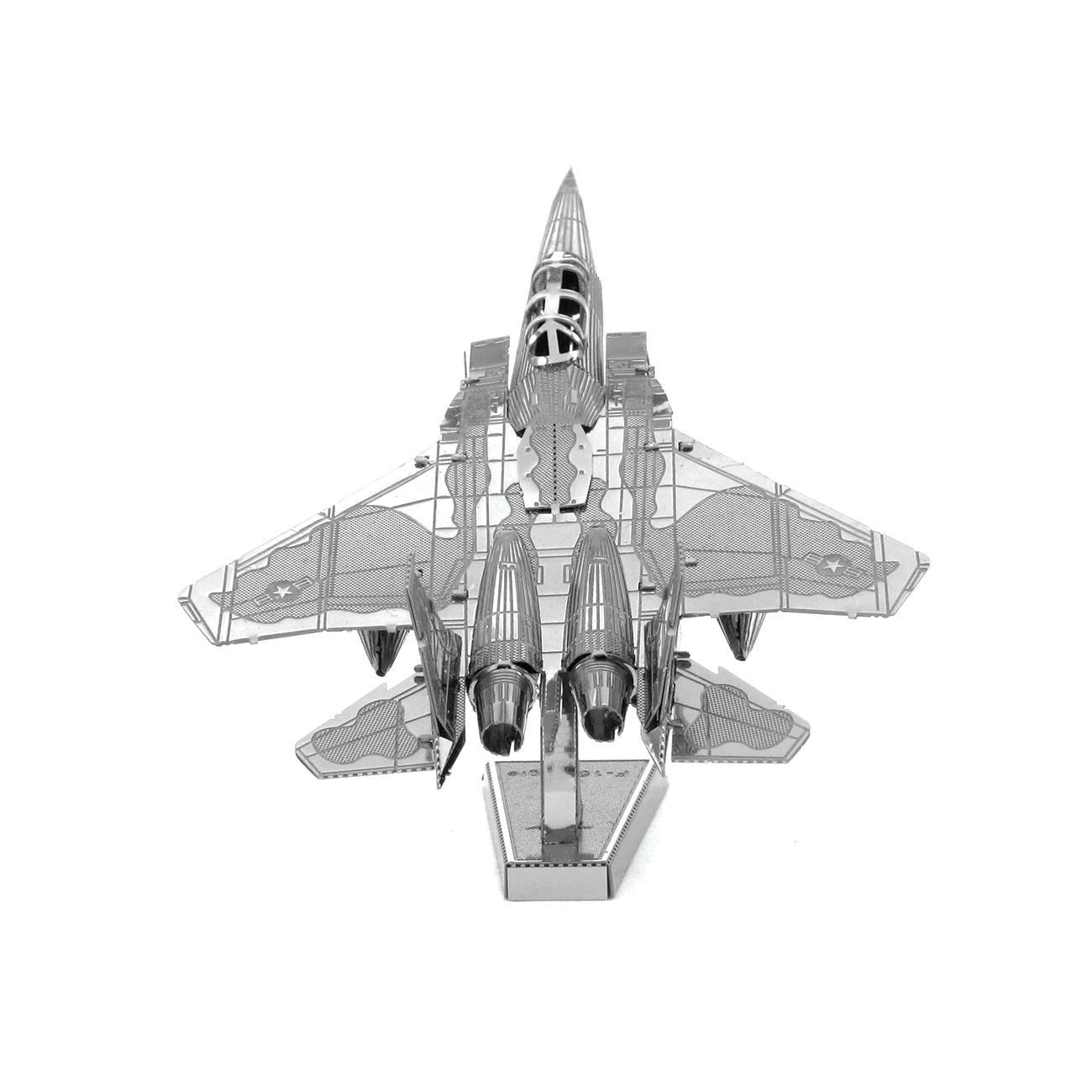 Fascinations Metal Earth Boeing F-15 Eagle 3D Laser Cut Aircraft Display Model