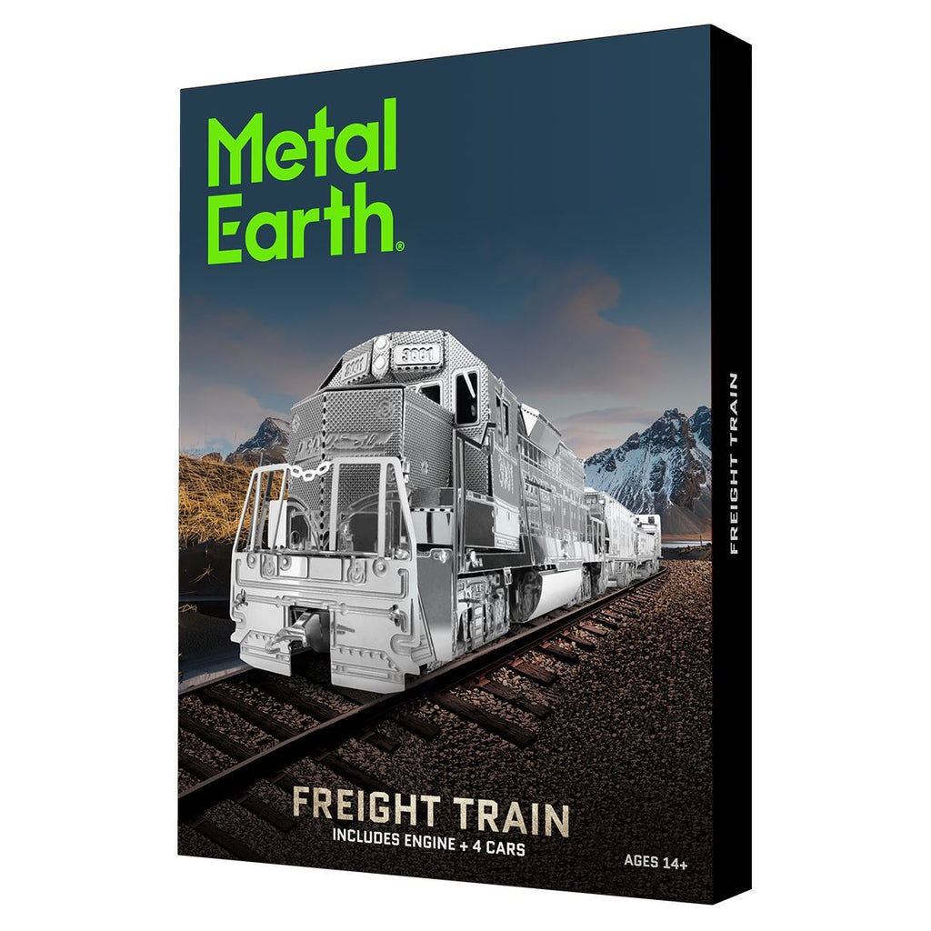 Freight Train Gift Box Set