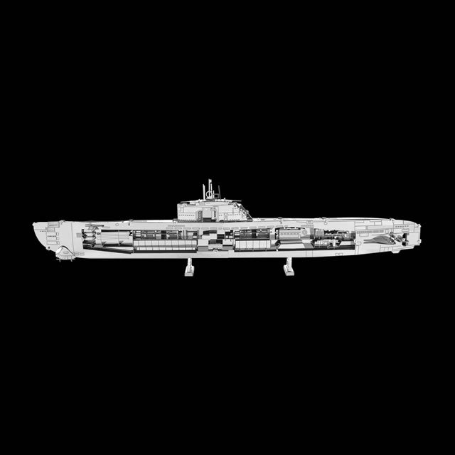 German U-Boat Type XXI