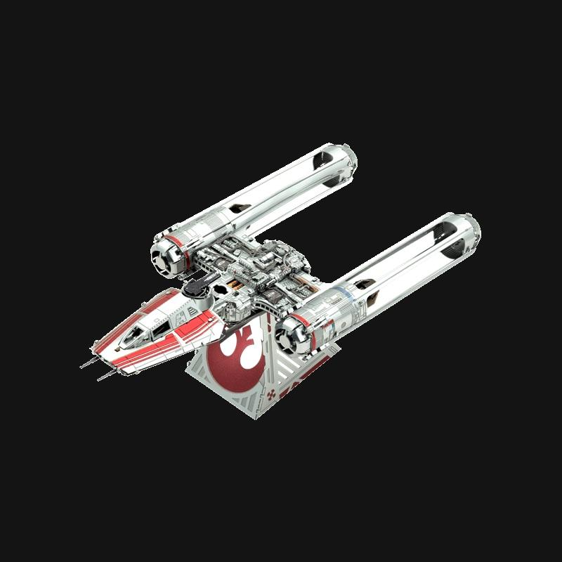 Zorii's Y-Wing Fighter