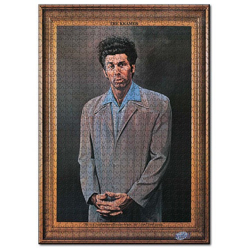 The Kramer Jigsaw Puzzle