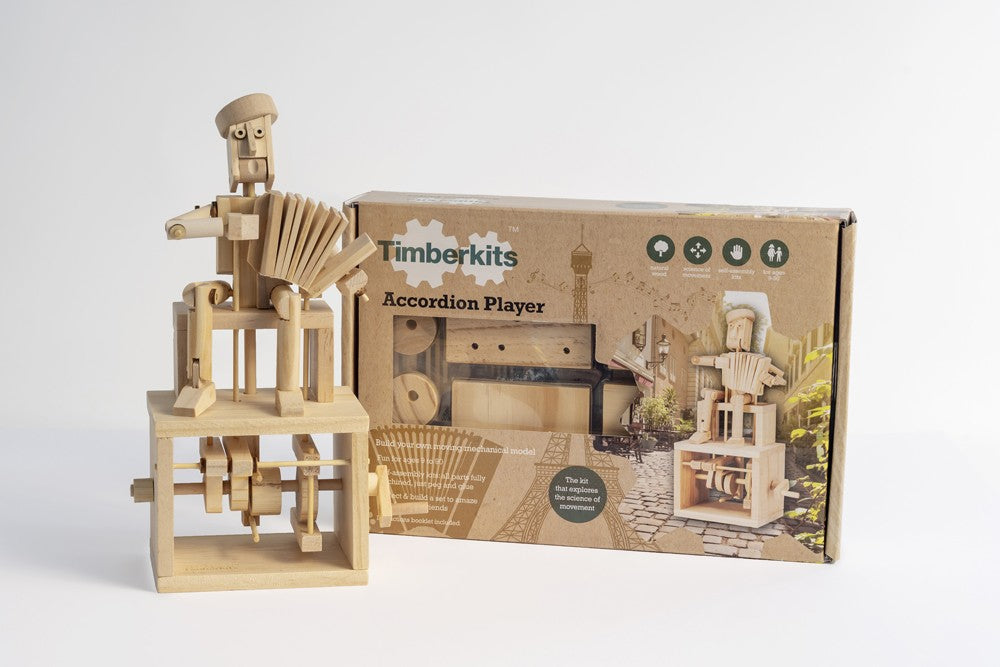 Timberkits Accordion Player