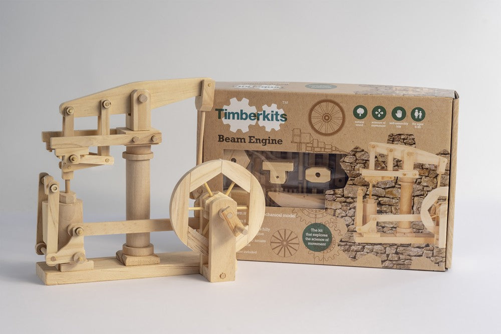 Timberkits Beam Engine
