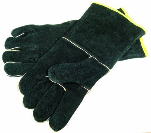 GrillPro Black Leather Grilling Gloves - Chadwicks & Hacks, Hamilton Ontario