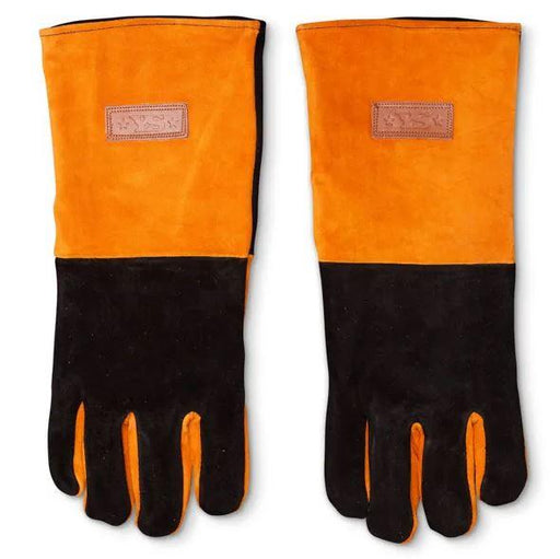 Yoder 1040-05 Long Leather Barbecue Gloves - Chadwicks & Hacks, Hamilton Ontario