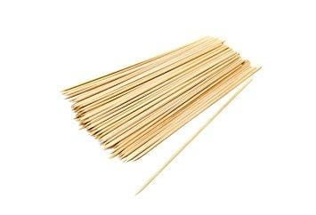 "12"" Bamboo Skewers 100 Pack"
