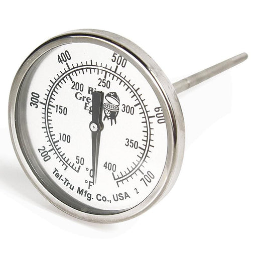 "Big Green Egg 117236 2"" External Temperature Gauge - Chadwicks & Hacks, Hamilton Ontario"