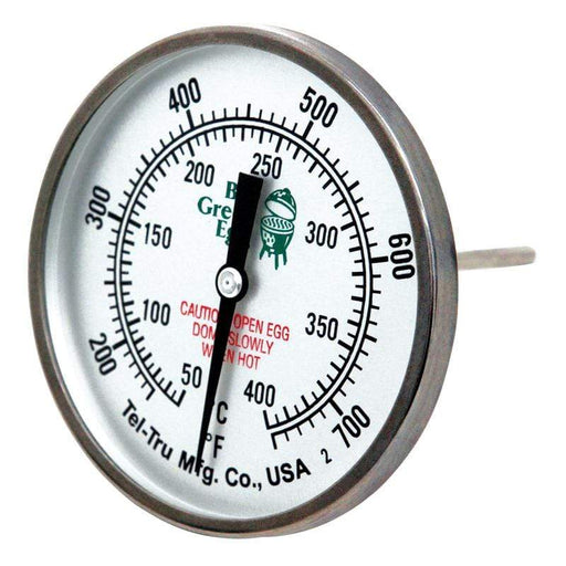 "Big Green Egg 117250 3"" External Temperature Gauge - Chadwicks & Hacks, Hamilton Ontario"