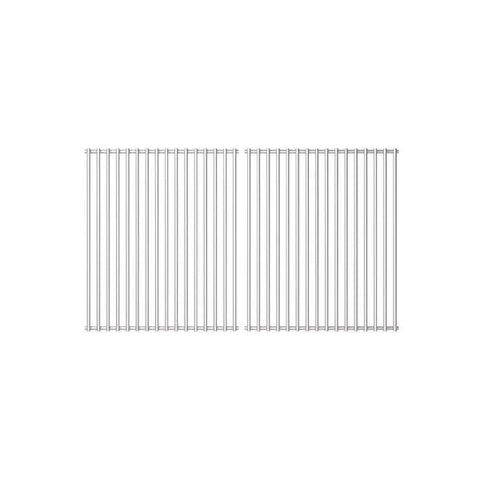 Set of 2 Stainless steel grills